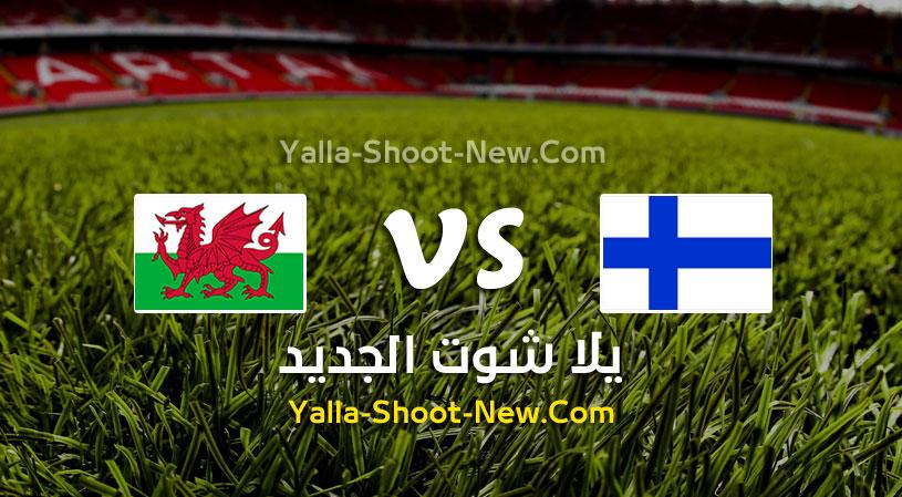 مباراة فنلندا وويلز