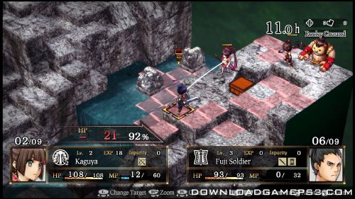 God Wars Future Past - Download game PS3 PS4 RPCS3 PC free