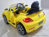 Mobil Mainan Aki Junior W486 VW Lisensi