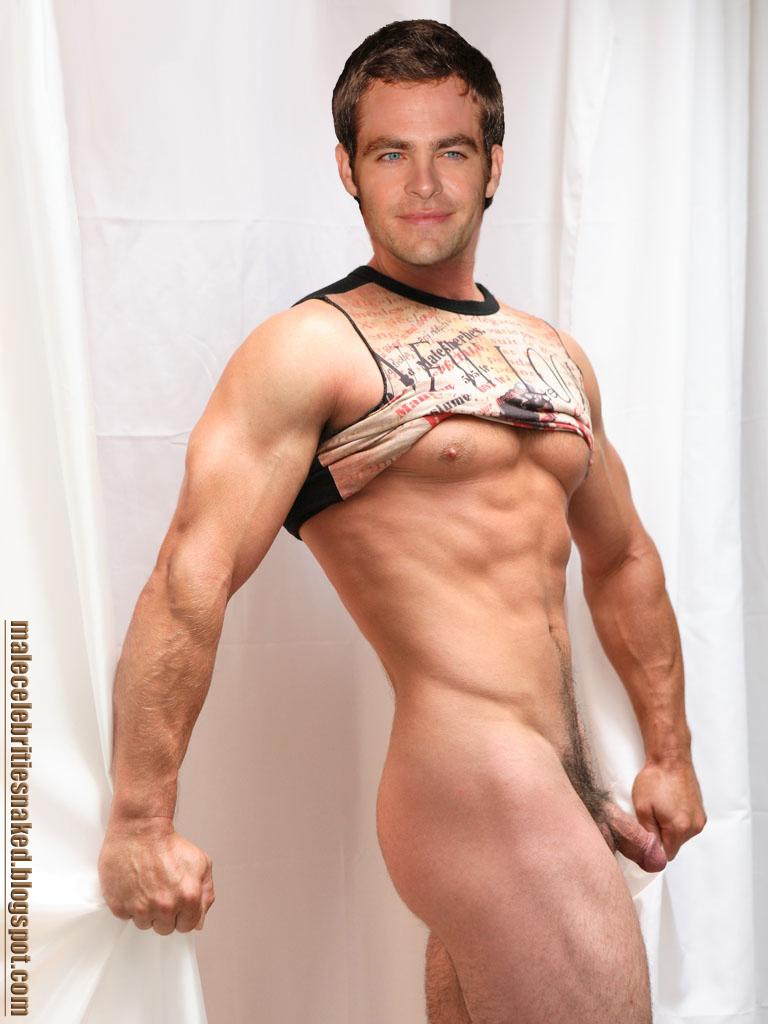 Chris pine nude