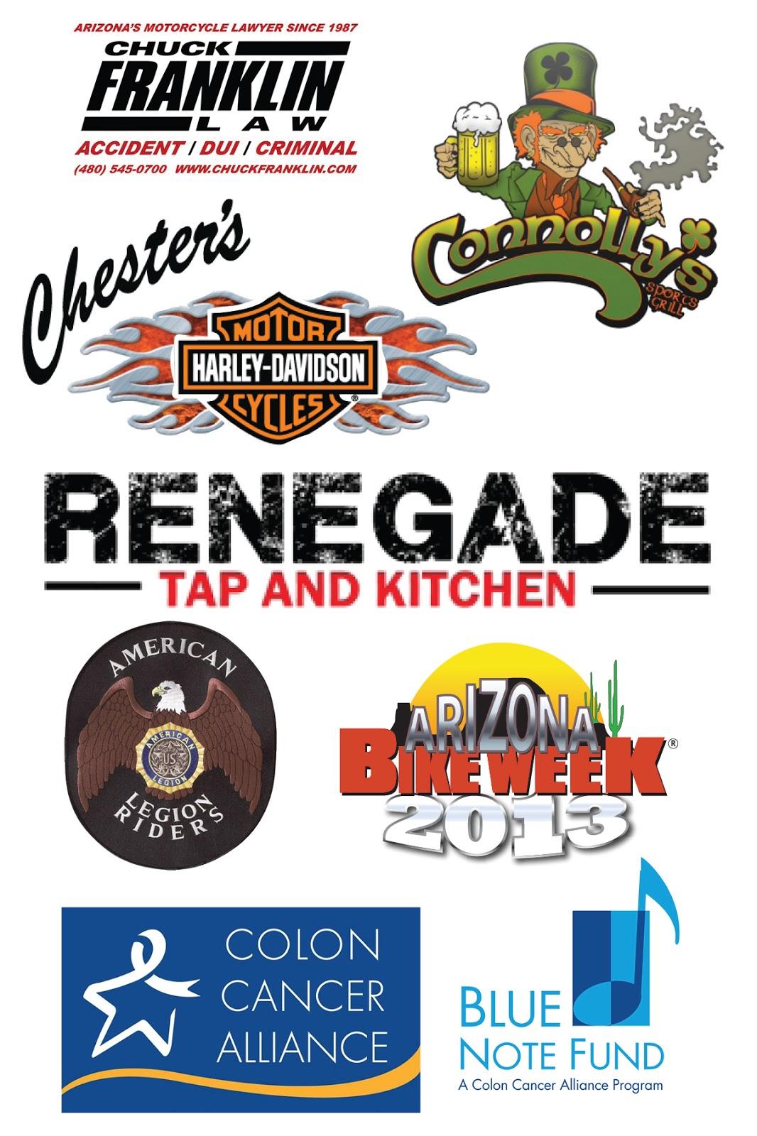 Two Gals Events Promotions Arizona Bike Week 2013