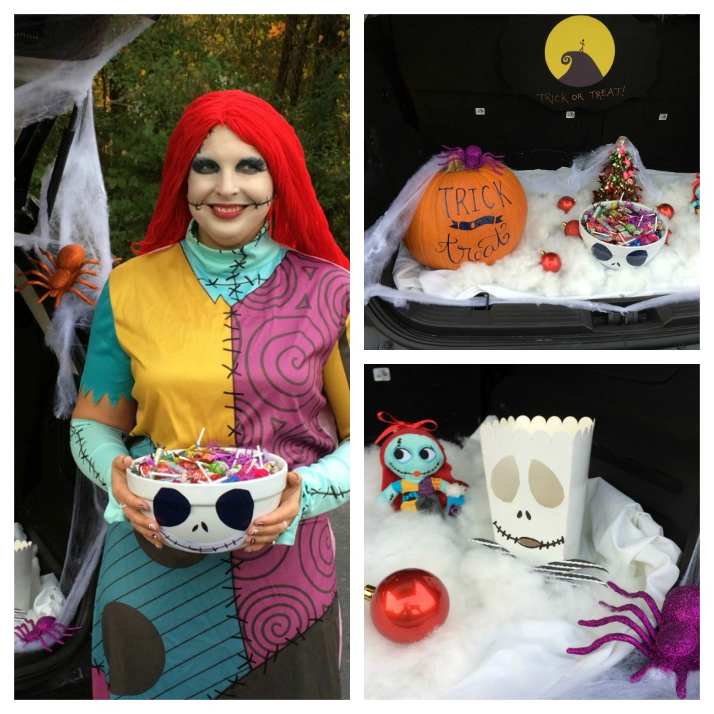 Real Girl\'s Realm: Nightmare Before Christmas Costume and Decor Ideas