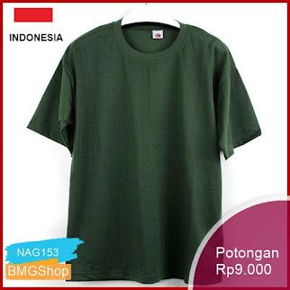 NAG153 Kaos Atasan Oblong Pria Dan Wanita All Size Bmgshop