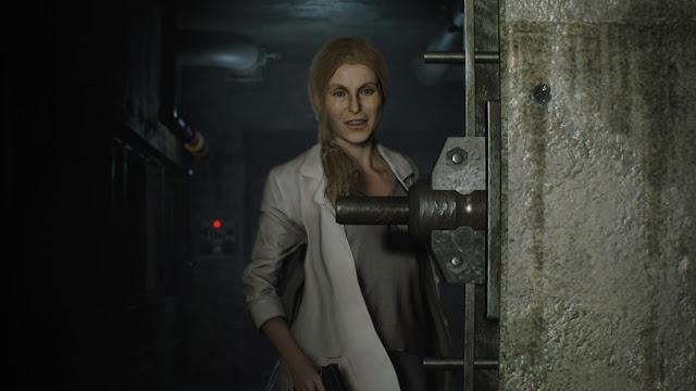 Resident Evil 2: Annette Birkin