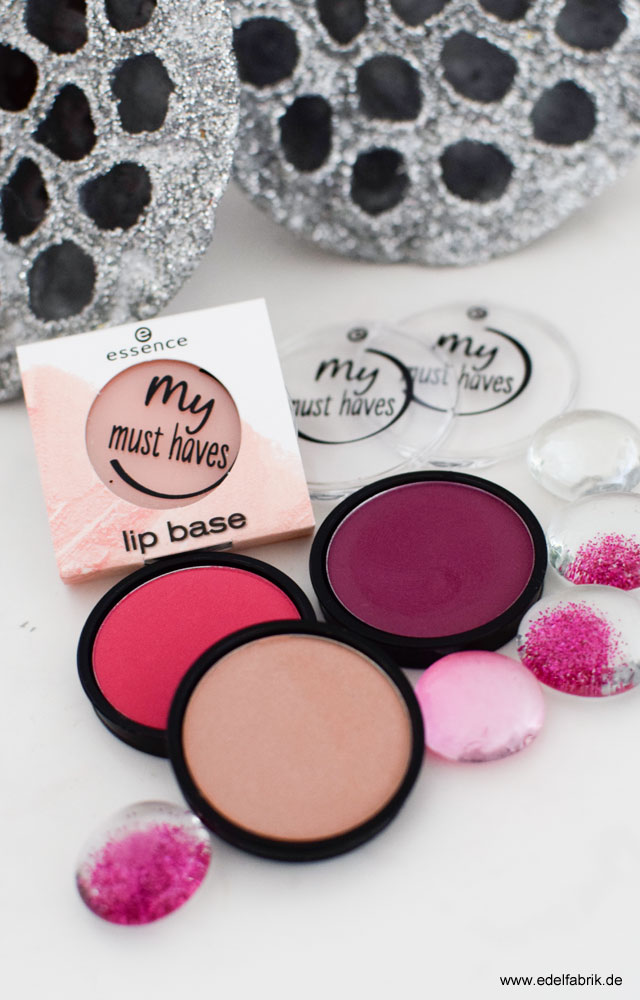 essence my must haves Lip Powder, Neues Sortiment