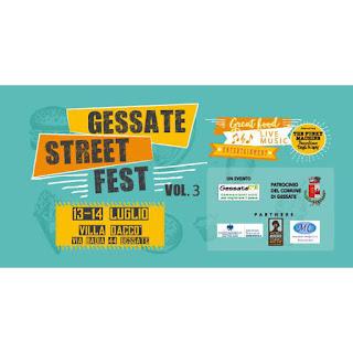 Street food music fest 13-14 luglio Gessate (MI)