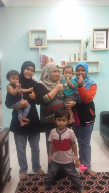 Adni Suiet Homestay Seri Manjung Lumut || Puan Elly dan Keluarga