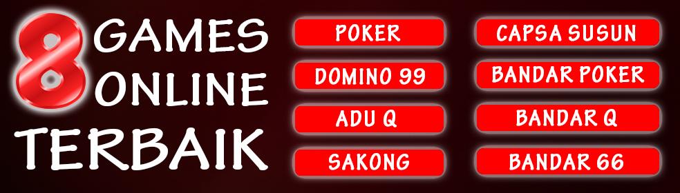 Pokermawar Hadir 8 Games Terbaik Di Indonesia 1