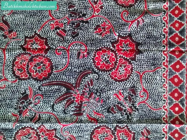 Kain Bahan Batik Tuban 2911E
