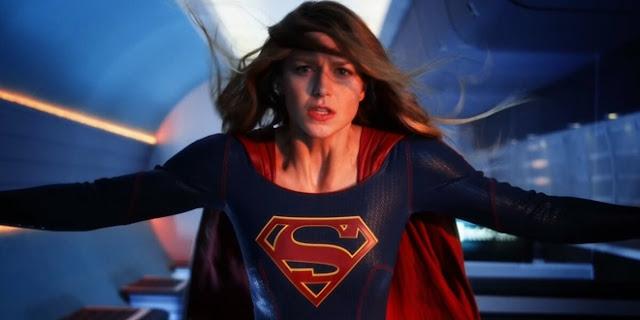 Mês de Janeiro  exibe série Supergirl na globo