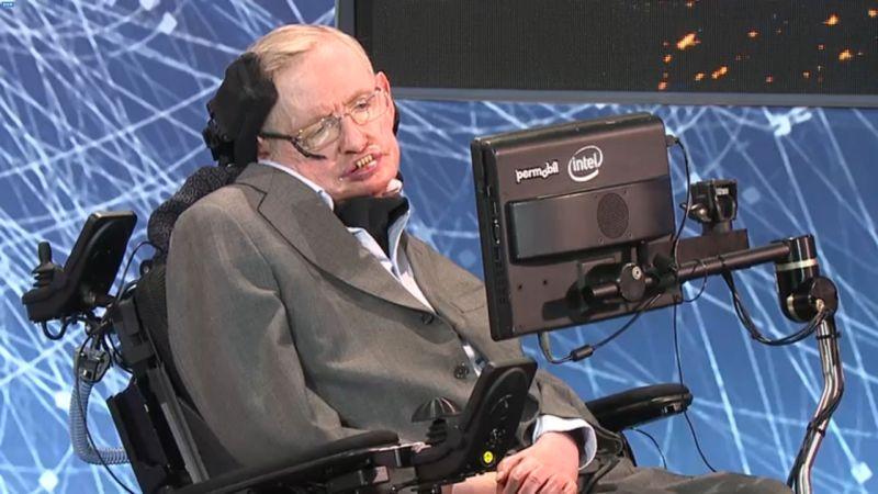 Stephen Hawking Iq
