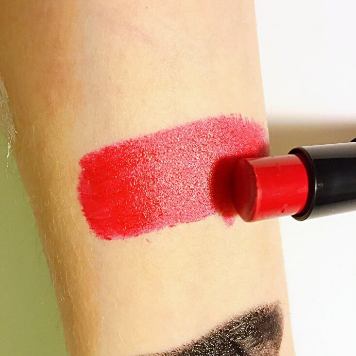 wet n wild Fantasy Makers megalast Lip Color Hazardous Red swatch