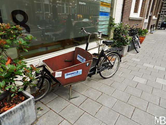 bicicletta amsterdam