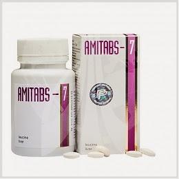 Амитабс 7 - аскорбиновая кислота и лейцин