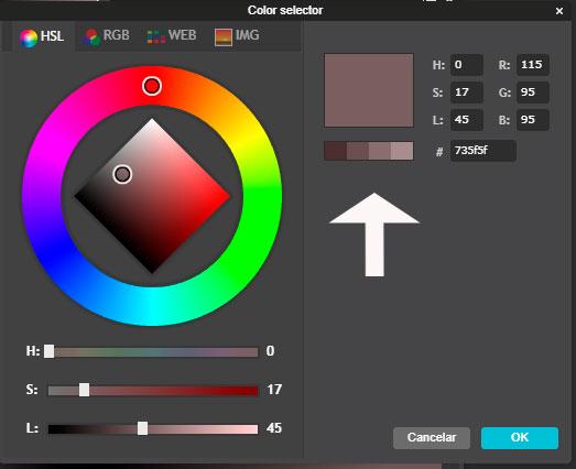 colors_selectors