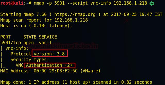 VNC Penetration Testing - Hacking Reviews