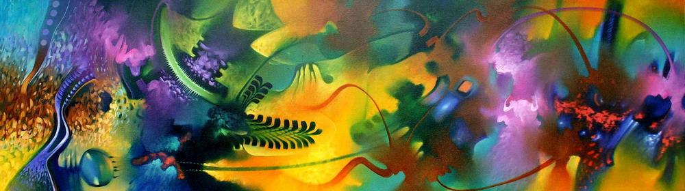 pintores famosos de arte abstracto