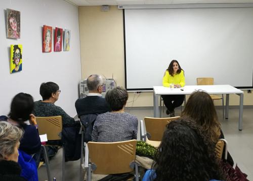 Charla sobre neomachismos en el Espacio de Igualdad Hermanas Mirabal