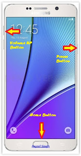 Samsung Galaxy Note 5 By Perform Hard Reset