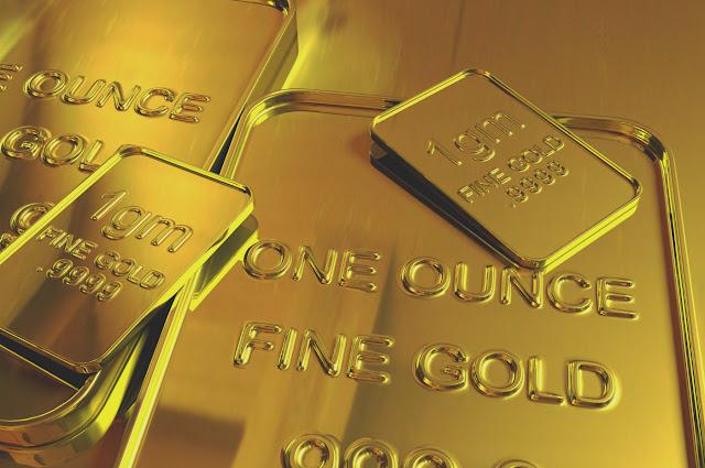 El oro sube de precio