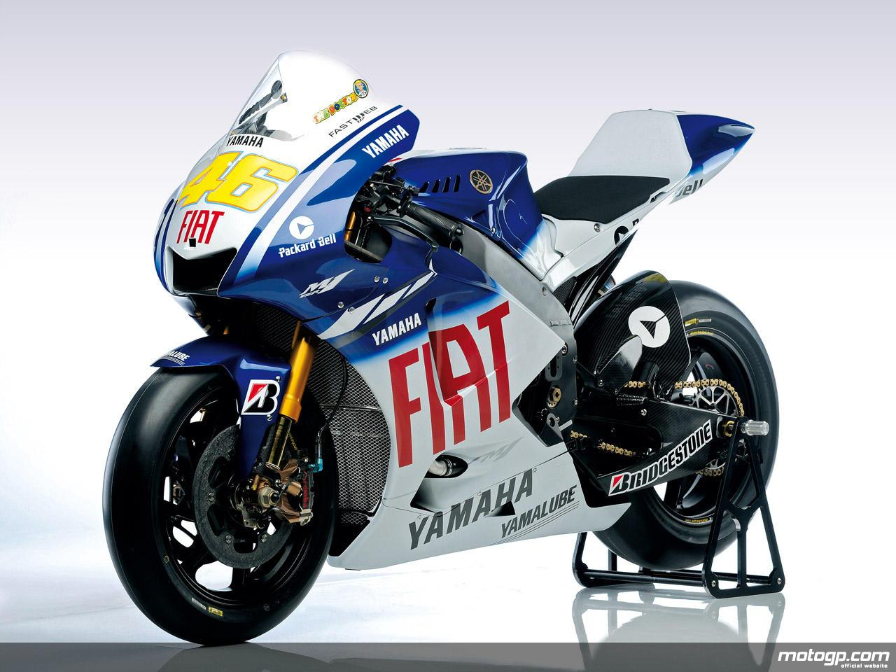 Of Motor Weight In This Season MotoGP World Champion Rossi Back