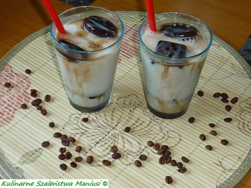 Kawa kokosowa na zimno :-)