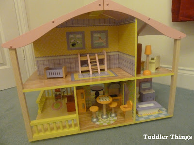 KidKraft Pastel Swivel Dollhouse review