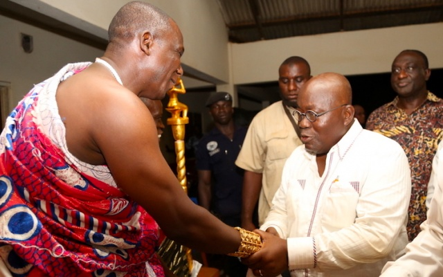 We're crying under Mahama - Volta Region Chiefs