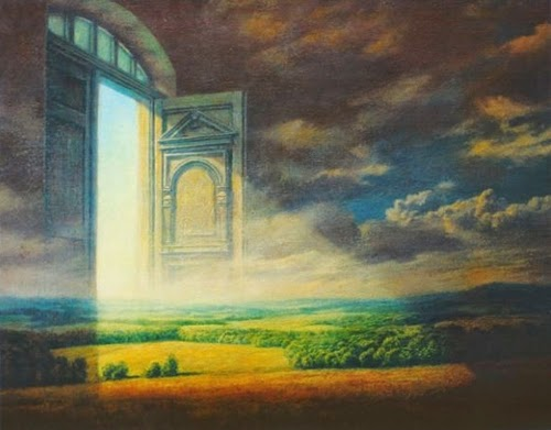 10-Transit-Gate-Marcin-Kołpanowicz-Paintings-of-Creative-Surreal-Worlds-ready-to-Explore-www-designstack-co