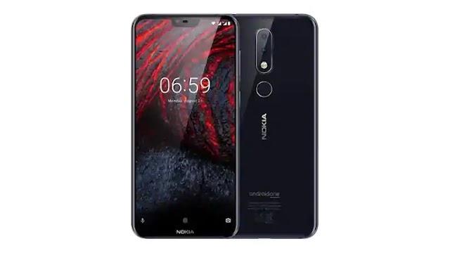 Nokia 6.1 Plus लॉन्च हुआ भारत में