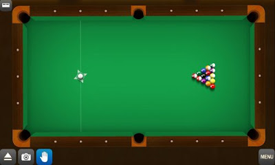 Tampilan Game Pool Break Pro 3D Billiards