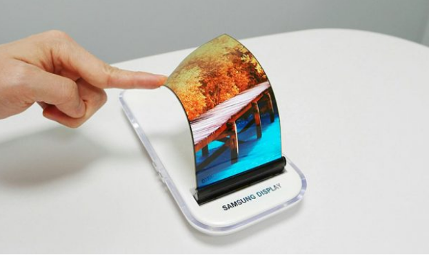 Samsung foldable phone images and UX to be unveiled at SDC