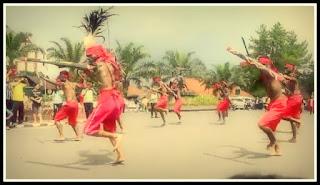 Tari Cakalele Tarian Tradisional Dari Maluku Utara