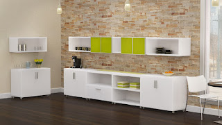 Cool Ways To Organize Your Office Space from OfficeFurnitureDeals.com