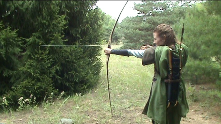 Leaves of Lorian: Legolas Greenleaf Bow(s), Quiver(s ...