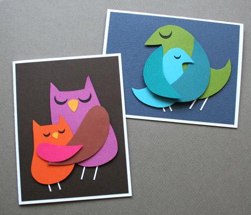 My Owl Barn: DIY: Mother's Day Card