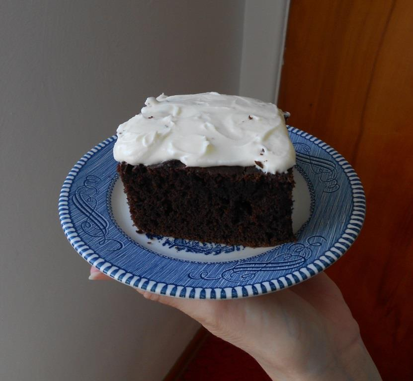 Try My Devil's Delight Chocolate Cake Recipe