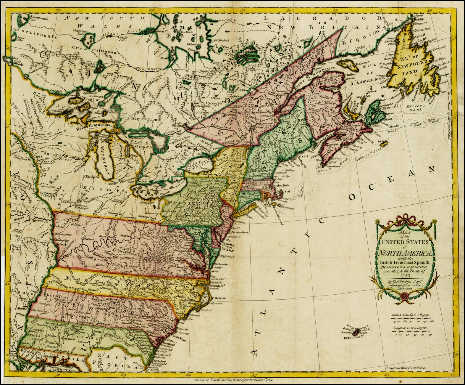 Map Of America In 1800.Antique Prints Blog Shaping The Trans Mississippi West 1800 1810