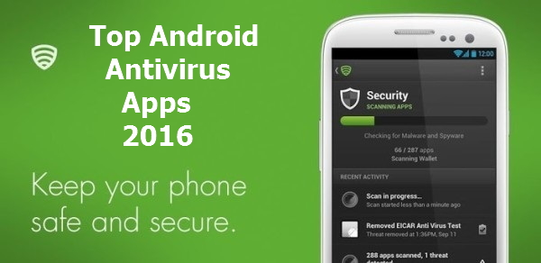 Top Free & Paid Antivirus Apps 2016