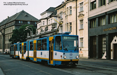 Tatra KT8D5.RN1, Dopravni Podnik Ostrava