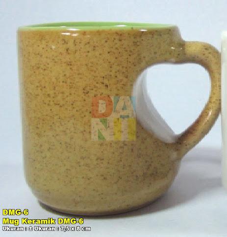 Mug Keramik DMG-6