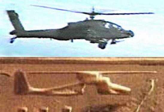Inscripción en el tiempo de Seti I que representaría a un helicóptero. ¿Realmente los antiguos egipcios presenciaron máquinas voladoras o se trata solamente de pareidolia?