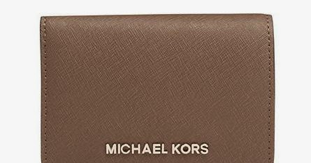 573386a42d2a Have It In Your Style: MICHAEL KORS Jet Set Travel Medium Slim Wallet - Dark  Dune