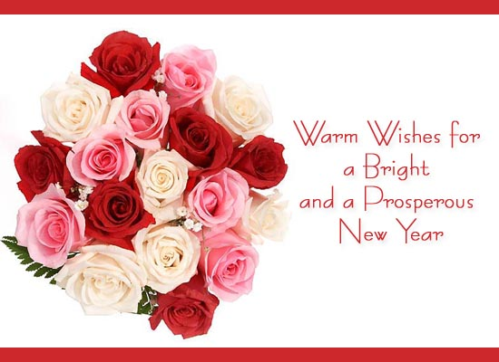happy new year 2016 flowers wallpapers
