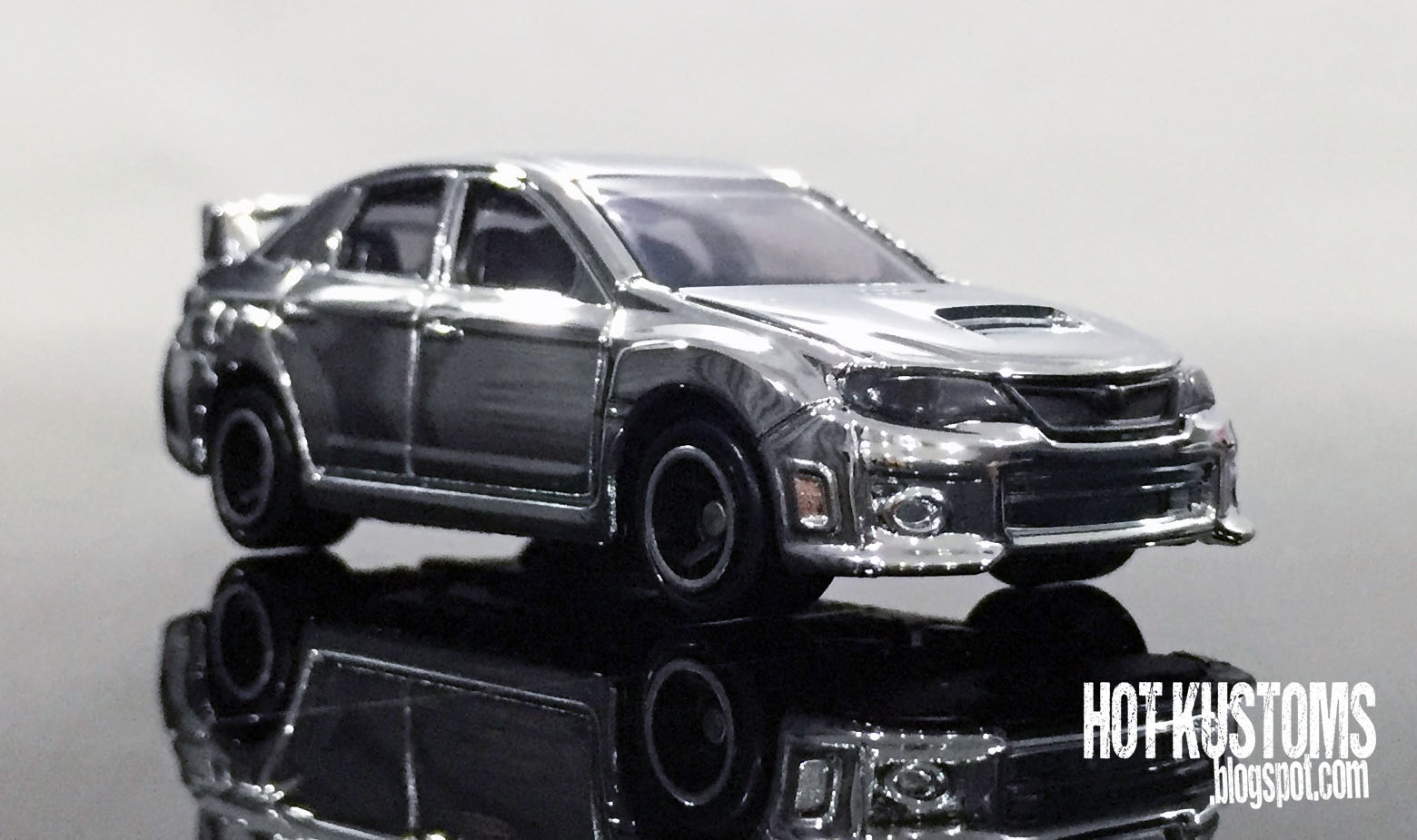 Subaru Wrx Sti For Sale >> Hot Kustoms Mini Cars Tomica Not For Sale Version Subaru