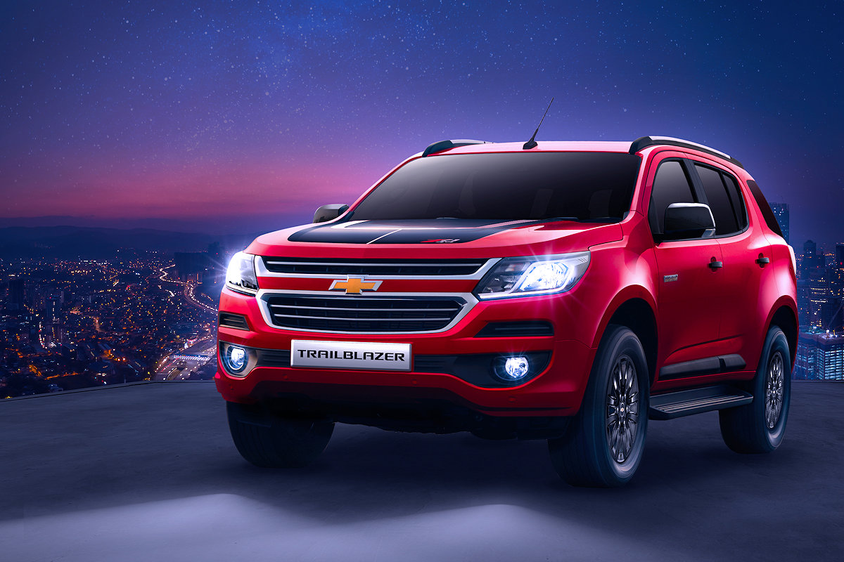 Chevrolet Philippines Offers Trailblazer Z71 at P98K All ...
