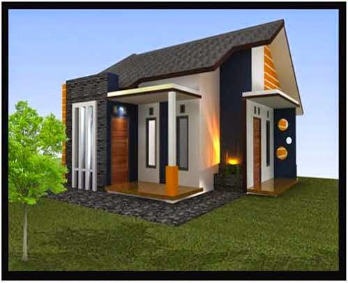 Gambar Rumah Minimalis yang Nyaman dan Asri