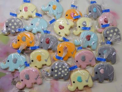 ciasteczka kolorowe dla dzieci