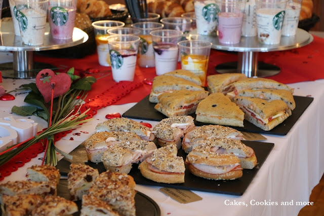 Beautybrunch bei Starbucks