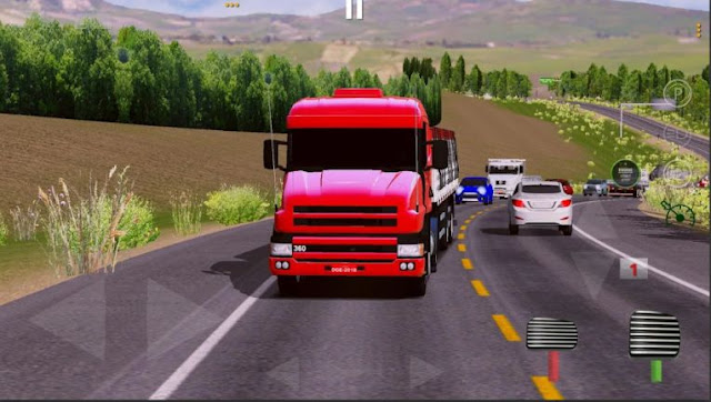 Game Truk Tronton World Truck Driving Simulator APK
